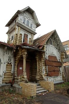 Russia.  amazing architecture.