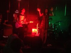 Stanford performing live at Mercury in Cape Town South Africa