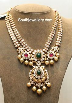 Jewellery Designs - Page 4 of 590 - Latest Indian Jewellery Designs 2015 ~ 22 Carat Gold Jewellery