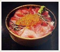 Sushi at Tsukizi, rue des Ciseaux in the 6th or a good Vietnamese phô in the 13th.  Tsukizi, 2 bis rue des Ciseaux 75006 Paris.ok