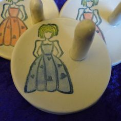 Wedding Ring Holder  Bridesmaids Gift  by FlirtyGirlRingHolder, $15.00