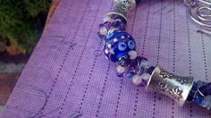 @donnacmillard bead on bangle I made