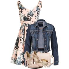 A fashion look from March 2015 featuring Mossimo shoulder bags, Miss Selfridge bracelets and BERRICLE earrings. Browse and shop related looks.