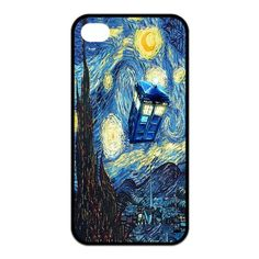 Mystic Zone Doctor Who iPhone 4 Case for iPhone 4/4S Cover Sci-fi Film Theme Fits Case KEK0827