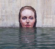 hyper-realistic paintings by Sean Yoro