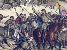 This gives us information of the Battle of Nashville