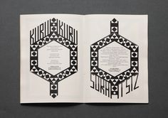 Seyyar Sesler 4 Fanzine by Mesut Uğurlu, via Behance