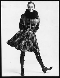 81 best thigh high boots images thigh high boots fashion boots 70s Fashion pierre cardin 1968 pierre cardin sixties fashion fashion boots vintage boots 1960s