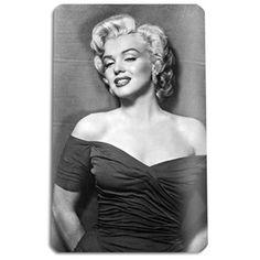 1950's Marilyn Monroe Large Beautiful Photo Refrigerator Magnet cute