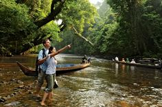 Estimated to be over 130 million years old, Taman Negara is Malaysia's premier national park and one of the world's oldest rainforests. Home to a vast diversity of flora and fauna, as well as amazing natural ...