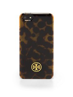 Tory Burch - Tortoise Hardcase for Other Accessories, Phone Accessories, Jewelry Accessories, Prep Style, My Style, Iphone 5 Cases, Phone Case, Classic Chic, Tortoise Shell