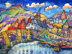 crickhowell painting - Google Search