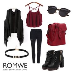 """""""Street look"""" by fashion-looks111 on Polyvore featuring мода"""