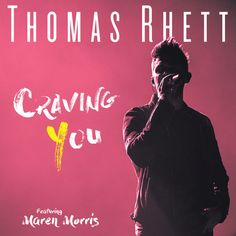 """""""Craving You"""" by Thomas Rhett Maren Morris was added to my Today's Top Hits playlist on Spotify"""
