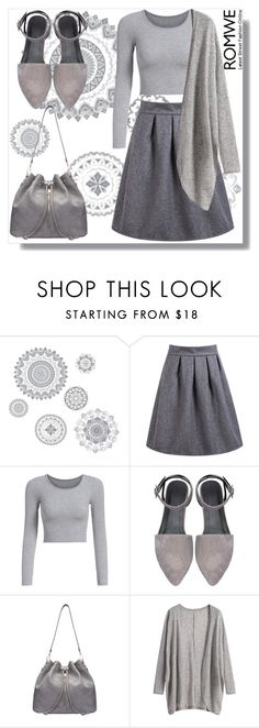 """""""Greys"""" by oliverab ❤ liked on Polyvore featuring WallPops and grey"""