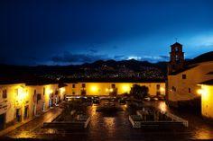 AFAR.com Highlight: Cusco Sunset by Blake Burton