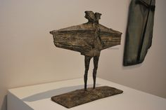 Maquette II for R34 Memorial by Lynn Chadwick, 1958, Bronze