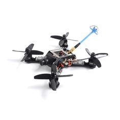 In Stock Diatone Crusader GT2 150 FPV Racing Drone w/ F3 SP3 48CH VTX 20A BLHeli_S ESC HS1177 700TVL Cam PNP RC Multicopter