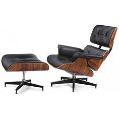 Wunderbar Eames Lounge Stuhl U0026 Ottoman   Designer