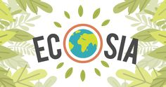 I contributed to Ecosia's tree planting projects just by searching the web — 45 times!