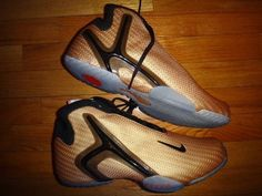 purchase cheap 93edf d5654 New NIKE Zoom HYPERFLIGHT basketball LION Gold animal pack lebron size 9 or  12  Nike  AthleticSneakers