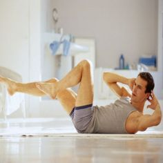 Best Tummy Exercises For Men