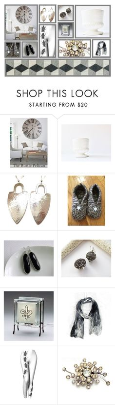"""""""Fade to Black"""" by whimzingers ❤ liked on Polyvore featuring vintage"""