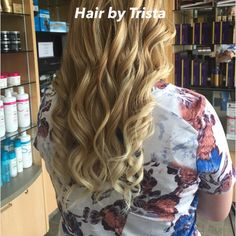 Hair by Trista Miles @Leasa Renae Salons