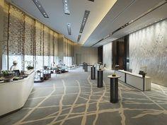 Conrad Beijing Hotel, China | Pre-Function