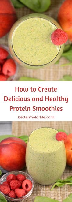 Say goodbye to the days of boring and gross tasting protein smoothies. Say goodbye to the days of boring and gross tasting protein smoothies. Get the FREE guide and learn Protein Smoothies, Kiwi Smoothie, Protein Smoothie Recipes, Weight Loss Smoothie Recipes, Green Smoothie Recipes, Easy Smoothies, Healthy Protein, Fruit Smoothies, Healthy Eats