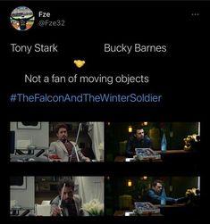 Funny Marvel Memes, Avengers Memes, Marvel Jokes, Marvel Heroes, Marvel Avengers, Marvel Comics, Marvel Gems, Bucky Barnes, Godzilla