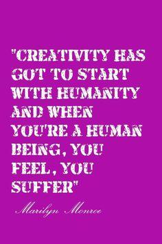 #MarilynMonroe #quote #inspiration