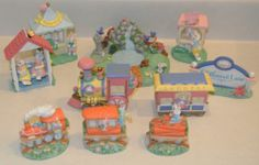 Cottontail Lane Easter Village Figures Figurines Choices Midwest of Cannon Falls | eBay