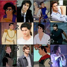 Disney Celebrity Look Alikes