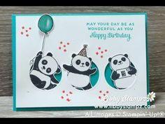Party Pandas Sale-A-Bration - YouTube