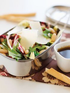 5-Minute Salad: Tricolor Salad 