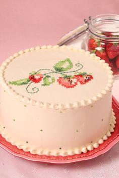 Strawberry cross sti