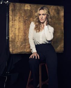 """Kate Winslet, Unfiltered: """"Because Life Is F--king Short"""""""