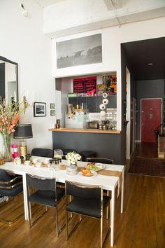 A Designer's Romantic & Worldly NYC Apartment
