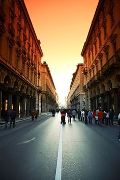 Diamare - Итальянские истории: Турин