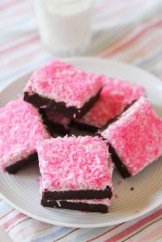 Sno Ball Brownies