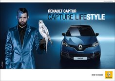 Print advertisement created by Publicis, Bulgaria for Renault, within the category: Automotive. Advertising Ads, Creative Advertising, Car Prints, Ad Of The World, Print Ads, Lifestyle, Sofia Bulgaria, Art Direction, Banners