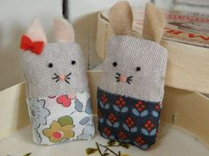 guest post project // teeny tiny super easy mice | Wild Olive | Bloglovin'