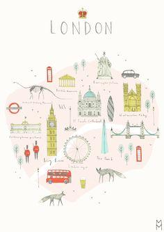 Molly Martin - London