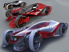2010 Nissan iv Concept Electric Concept Cars And Green Technology