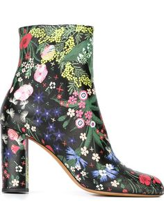 """Comprar Valentino Garavani botas """"Camu Garden"""" en A.M.R. from the world's best independent boutiques at farfetch.com. Shop 300 boutiques at one address."""