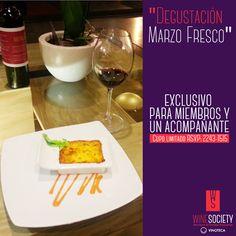 Un evento gratuito y exclusivo para miembros de Wine Society, más un acompañante. Te esperamos en Vinoteca zona 14 a las 7:00 pm.  Cupo limitado. Confirma tu reservación al 2243-1515!