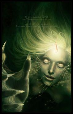 Deep Sea Creature by `Dianae on deviantART