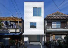 Gandare house by Ninkipen! has a skin that appears to peel up