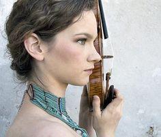Hilary Hahn, i love her baroque